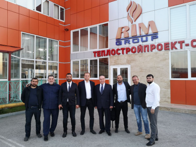 Чеченские промышленники подписали меморандум с итальянскими производителями паровых котлов