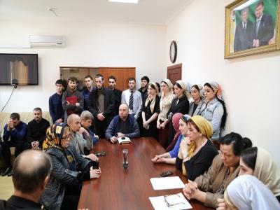 В министерстве промышленности и энергетики ЧР провели собрание, приуроченное ко Дню отмены КТО