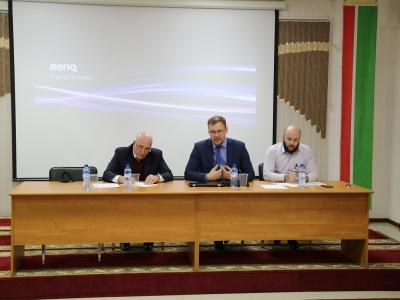 Государственную промышленную политику и бизнес обсудили представители промышленных предприятий региона