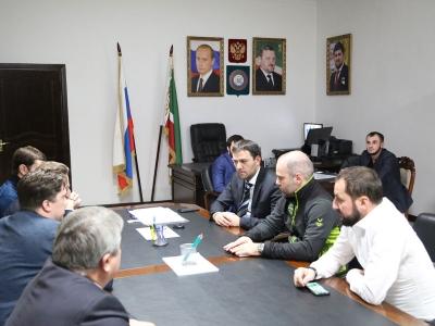 В Минпромэнерго ЧР провели рабочую встречу с представителями бизнес сообщества Франции и АО «КСК»