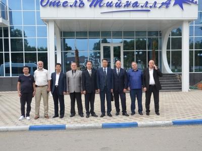 Китайские промышленники посетили Чеченскую Республику с целью налаживания производства металлорежущих станков