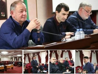 Инфраструктуру Галанчожского района Чечни обсудили на совещании в Грозном