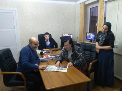 В Чечне продолжаются семинары по контрафакту