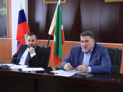 Министр Ризван Масаев принял участие в заседании Межведомственной рабочей группы по вопросам топливно-энергетического комплекса региона