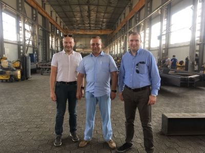 Итальянская компания планирует строительство завода по изготовлению алюминиевых профилей в Чечне