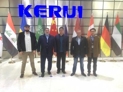Министр промышленности и энергетики ЧР посетил завод Kerui Group в Пекине