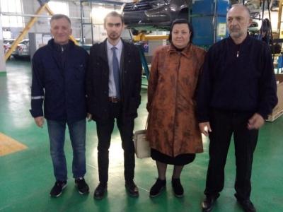 Промышленные предприятия Чечни регистрируются в ГИС П