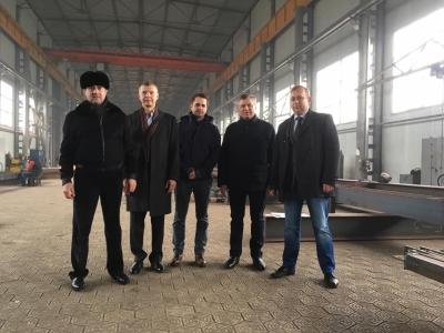 Австрийские промышленники планируют производство гидротурбин в Чечне