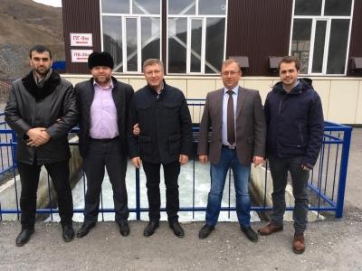 В Чечне планируют запустить производство гидроэлектростанций под ключ