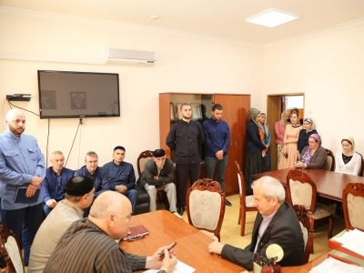 10 июня в аппарате министерства было проведено собрание посвященное Дню России