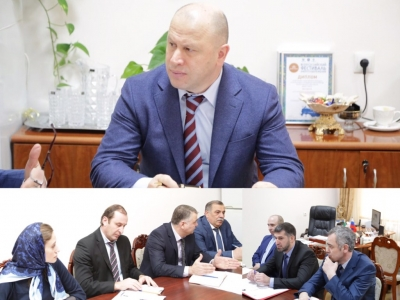 Под председательством министра промышленности и энергетики Чеченской Республики Г.С. Таймасханова прошло аппаратное совещание
