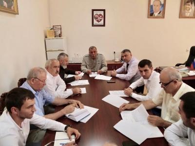 По поручению министра Г.С. Таймасханова состоялось межведомственное совещание по рассмотрению проекта «Соглашения о регулируемой деятельности», представленного ПАО «Россети»