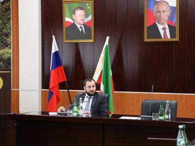 В Министерстве финансов Чеченской Республики прошло заседание межведомственной рабочей группы