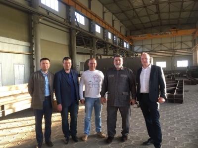 В Грозном обсудили участие чеченского холдинга RIM GROUP в проекте «ЛеговДом»