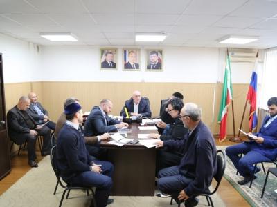 Незаконный оборот промышленной продукции обсудили в Минпромэнерго ЧР
