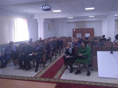 Сотрудники Минпромэнерго ЧР провели семинар-совещание с промышленными предприятиями республики