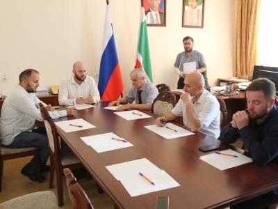Прошел конкурс на замещение должности директора государственного унитарного предприятия Чеченской Республики