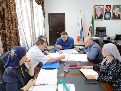 Состоялось совещание с участием представителей ОАО «Газпром промгаз»