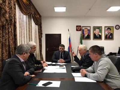 В рамках реализации соглашения между Правительством ЧР и ВПК-Ойл в Минпромэнерго ЧР проведена встреча рабочей группы
