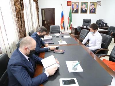 Р.Р. Шаптукаев провел очередной плановый прием граждан по личным вопросам