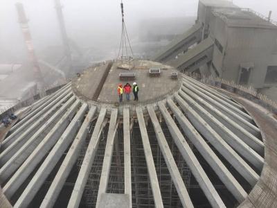 «Чеченцемент» переходит ко II этапу модернизации производственной линии