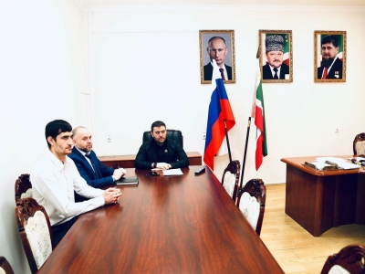 Р.Р. Шаптукаев принял участие в очередном заседании Федерального штаба по газификации.