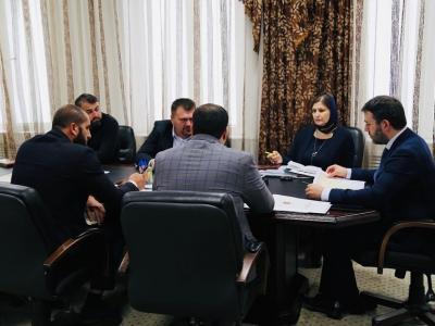 Р. Р. Шаптукаев провел рабочую встречу с представителями администраций Шаройского, Шатойского и Наурского муниципальных районов Чеченской Республики.
